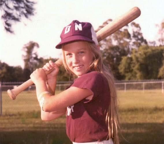 Elisa the baseball player
